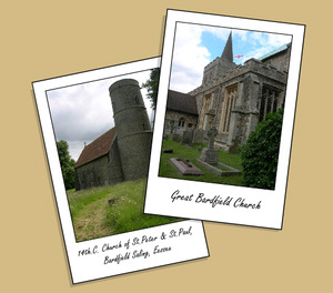 Churches in Essex